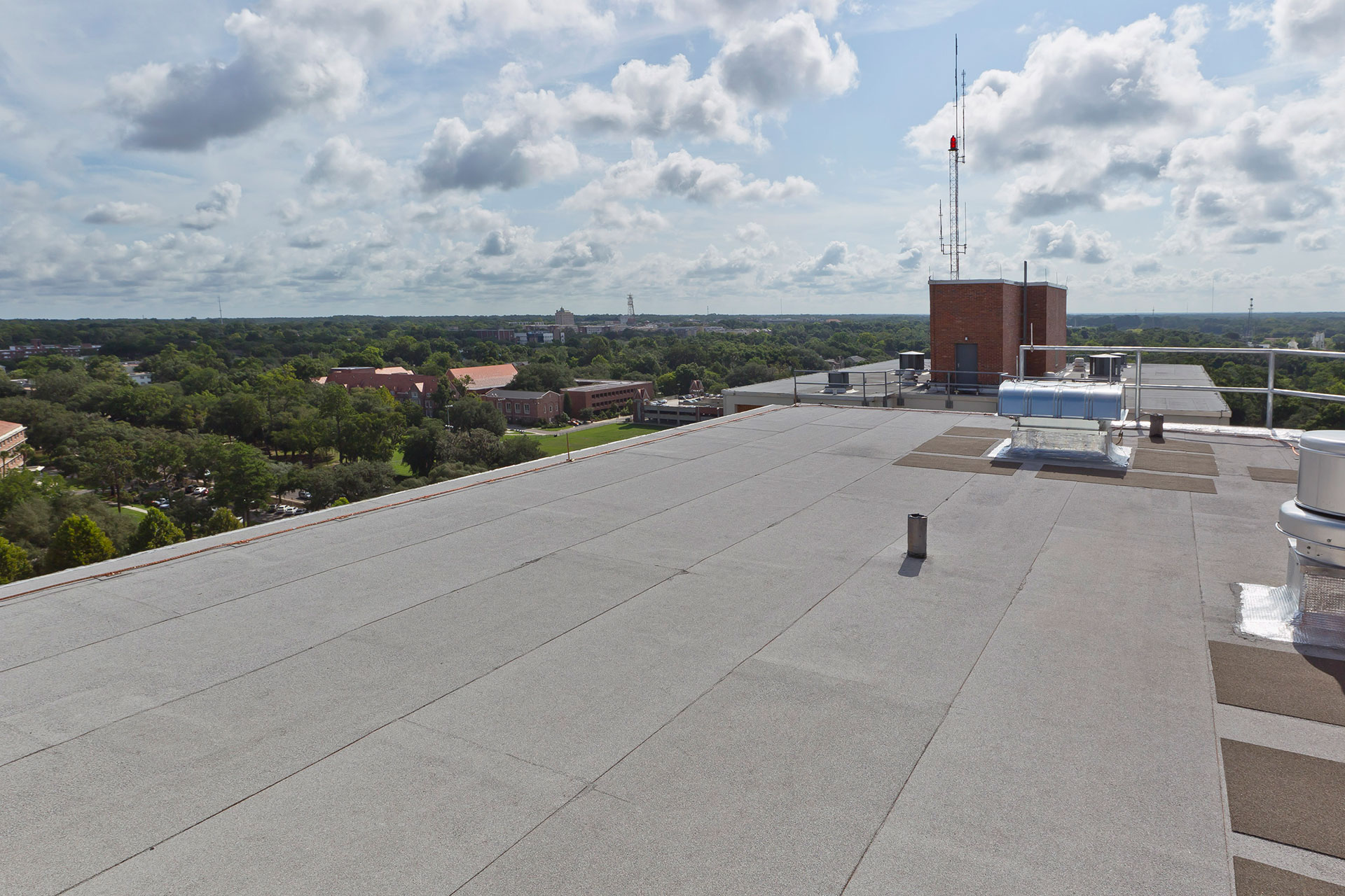 Uf Beaty Towers West Re Roof