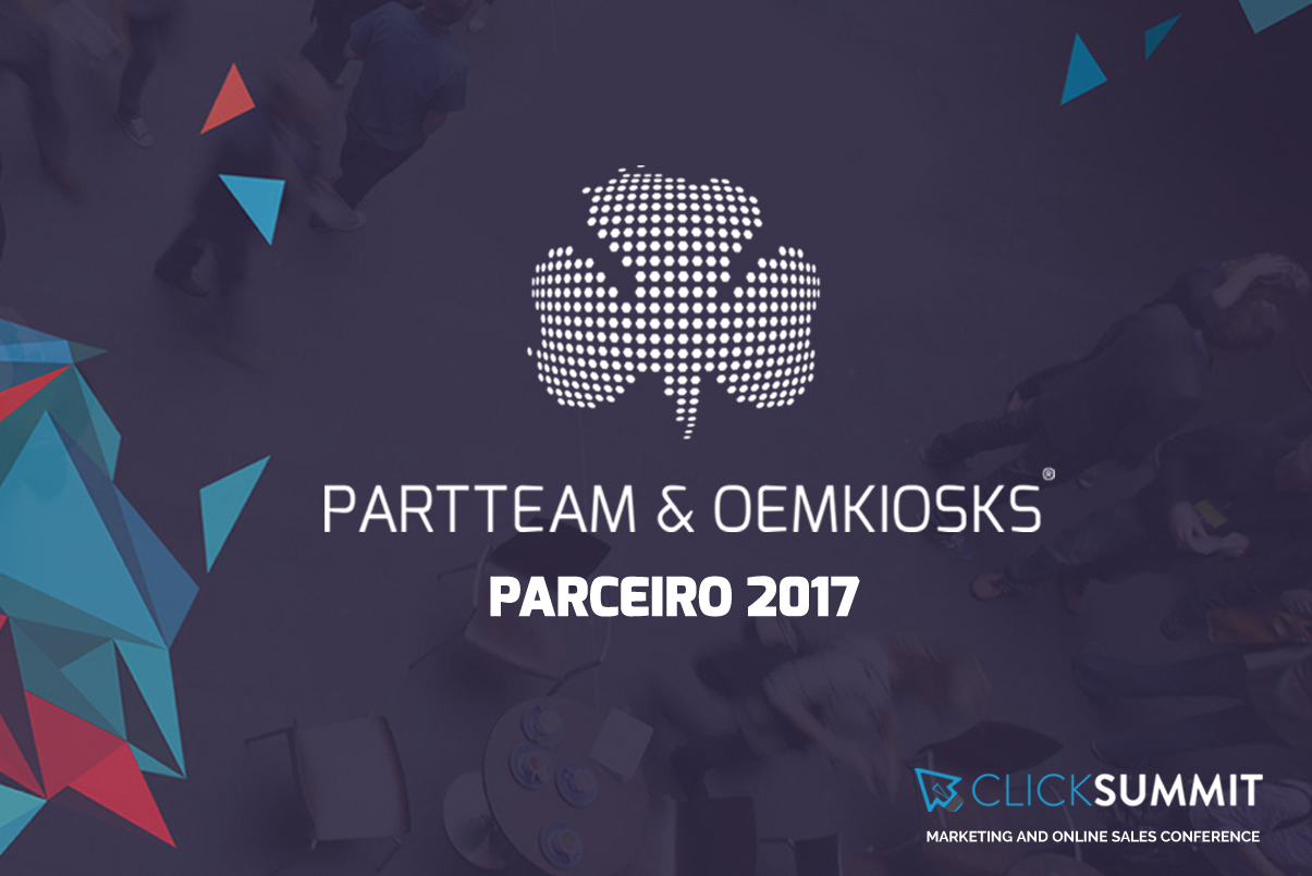 clicksummit2017: a partteam é parceira da conferência de marketing e vendas online