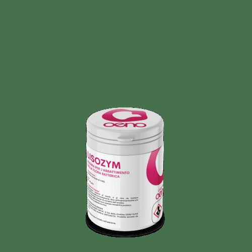 Lysozym - lisozima nel vino causa la lisi delle cellule batteriche Gram+, permettendo di inibire le contaminazioni batteriche lattiche.