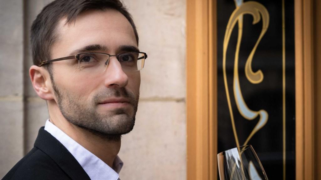 Nicolas Fouilleroux, WSET Educator oenovino