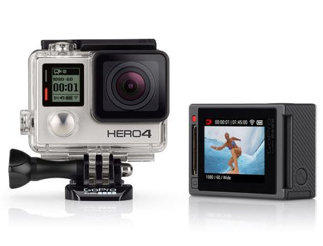 GoPro Rental - Hero4 Silver