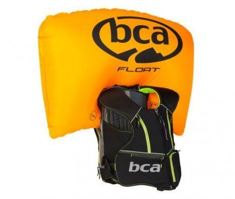 BCA MntPro vest avalanche airbag Rental - deployed