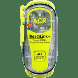 ACR ResQlink+ PLB Rental