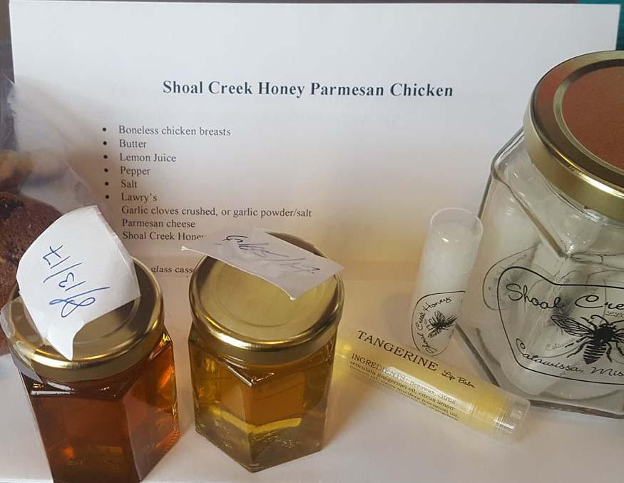 shoal creek honey