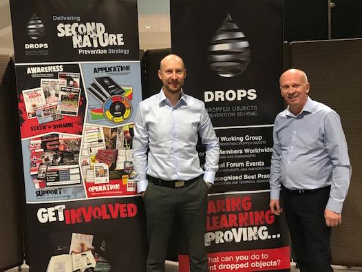 OES Sponsor Aberdeen Drops Forum Christmas Lunch