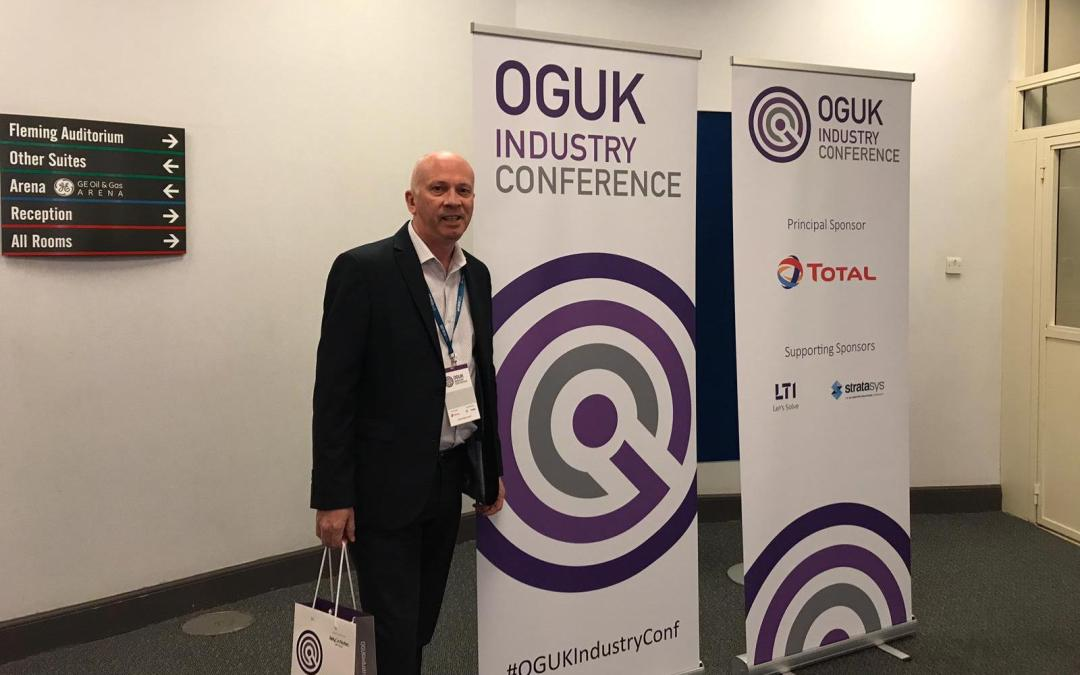 OES attend Oil & Gas UK Conference