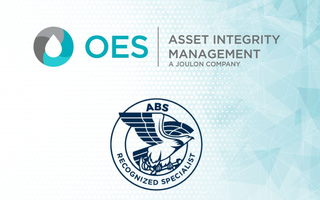 OES Attains External Specialist NDE Accreditation