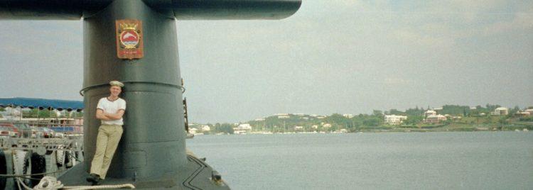 Oesterkrakers onderzeedienst