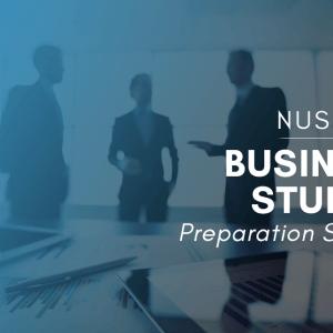 NET Business Studies Preparation