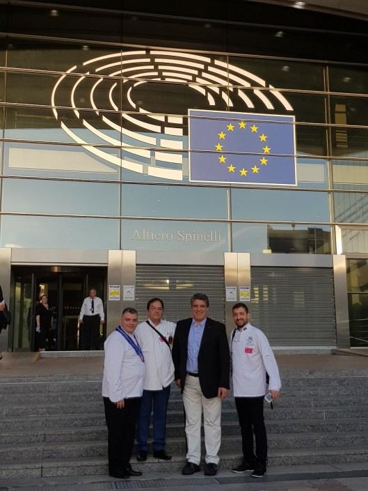 Δελτίο Τύπου - Γενική Συνέλευση CEBP στις Βρυξέλλες