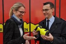 Julia Sommer und Florian Kruck-Steuer