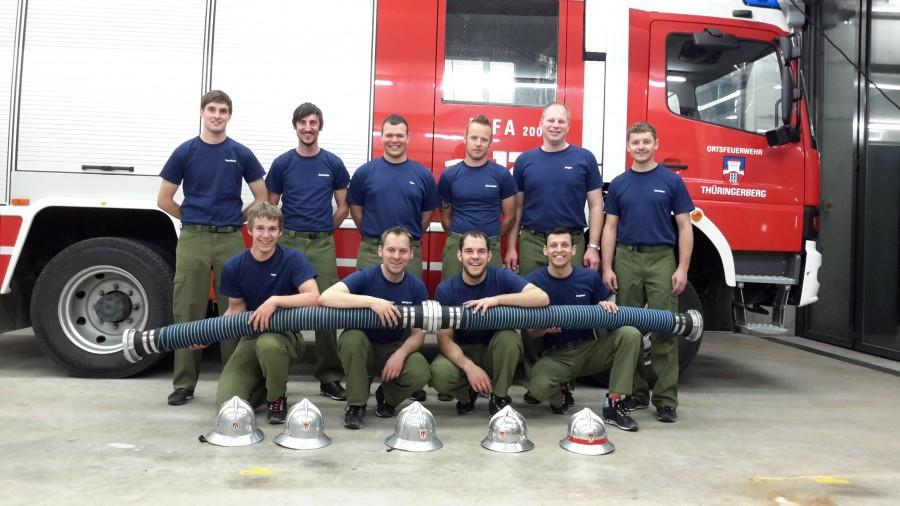 Feuerwehr_Thueringerberg_Wettkampfgruppe