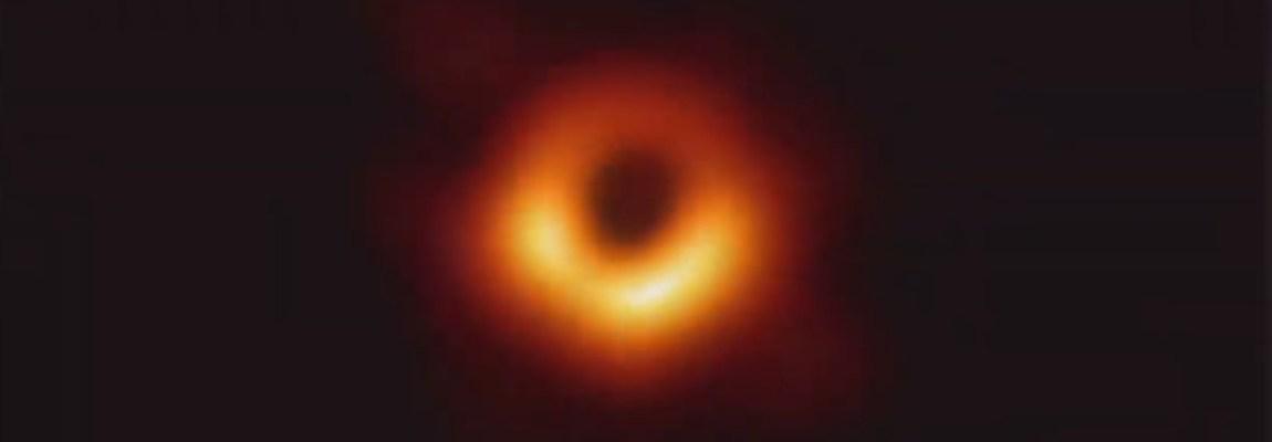 Η πρώτη φωτογραφία μιας μαύρης τρύπας!!