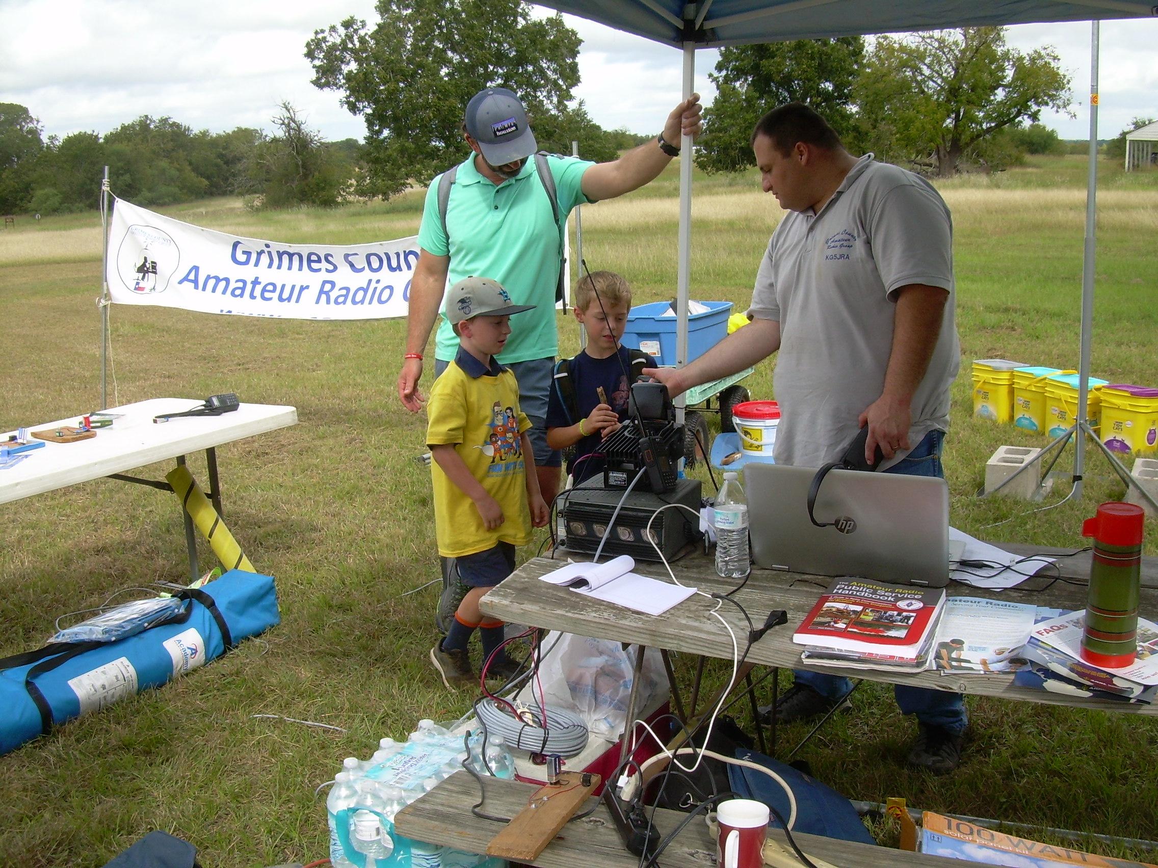 Oak Forest Amateur Radio Club