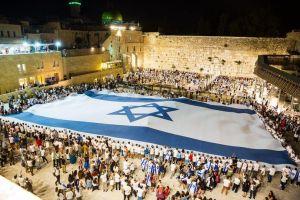 Festeggiamenti per il Jerusalem day