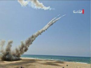 lancio di razzi da Gaza