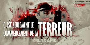 Rivendicazione omicidio Col.Arnaud Beltrame