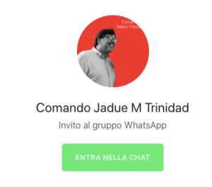 Chat privata del candidato Jadue