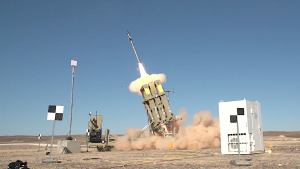 Batteria missili Tamir Iron Dome