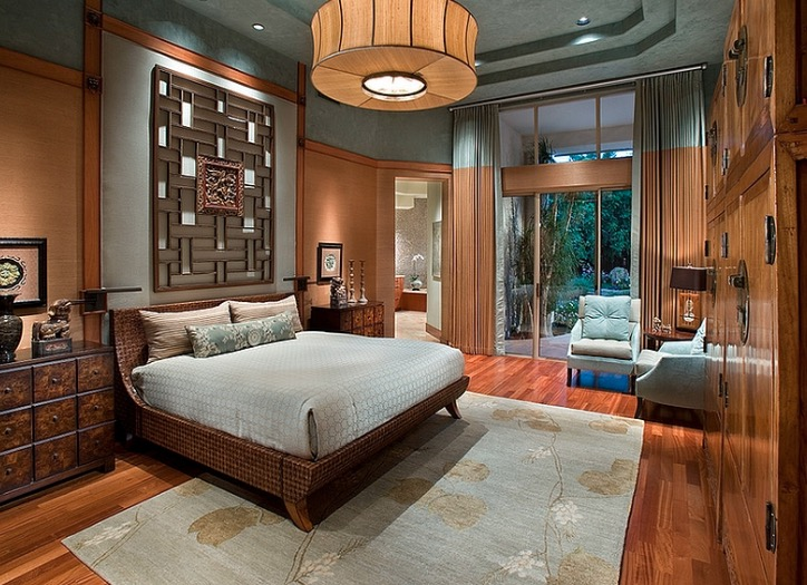 32-luxurious bedroom design ideas with chinese and asia