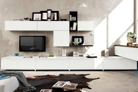 Living Trends 2015     clean room wall is a modern idea   Interior     Room wall module system