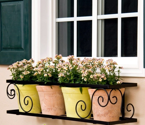 Balcony Flower Box