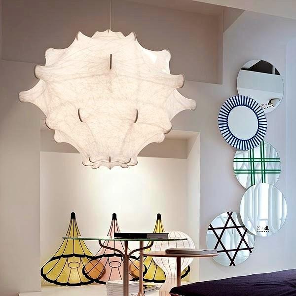flos modern pendant lighting designs