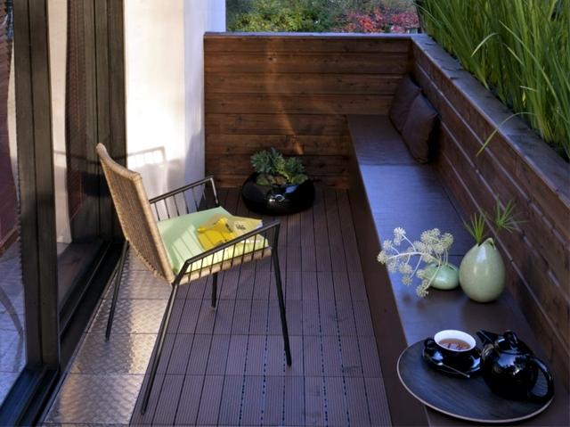 20 Original Ideas And Fresh Design For Balcony And Roof Terrace Interior Design Ideas Ofdesign