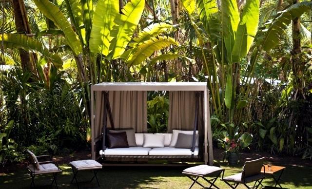 18 Modern Garden Swing Designs For The Garden And Terrace