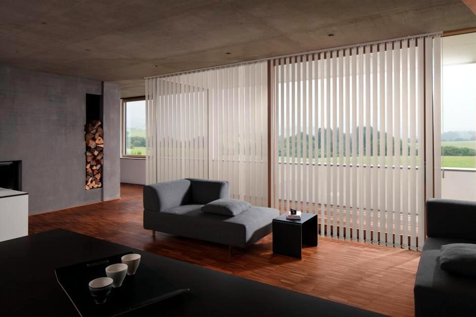 Vertical Blinds Interior Design Ideas Ofdesign
