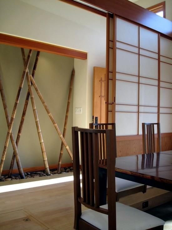 Bamboo House Interior Design