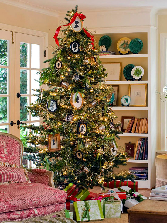 Christmas Tree Decoration 20 Different Styles And
