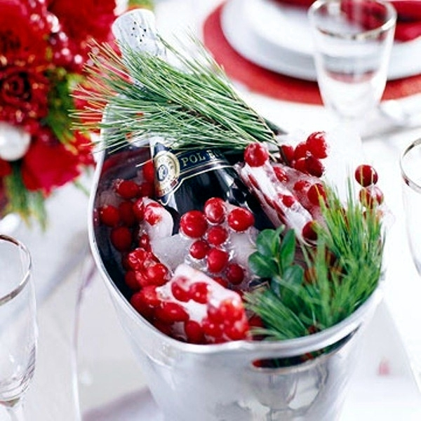 Christmas Advent Wreath Candle Holders