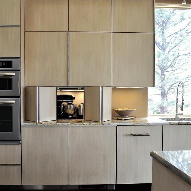 20 Ideas To Hide Appliances In The Kitchen Interior Design Ideas Ofdesign