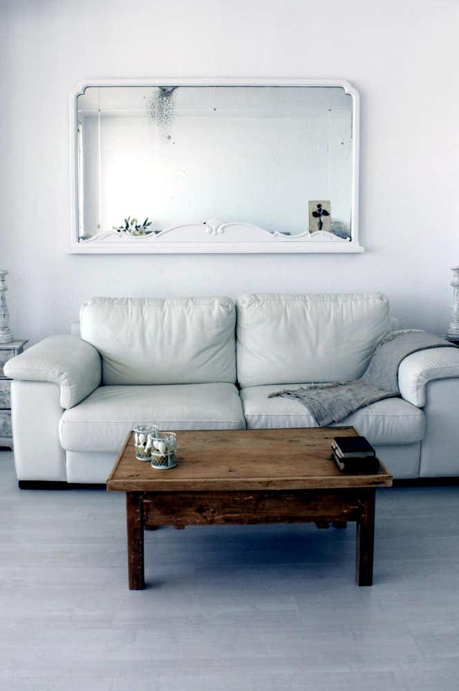 White Leather Sofa Interior Design Ideas Ofdesign