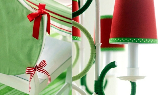 Merry Christmas Decoration Craft Ideas With Ribbon