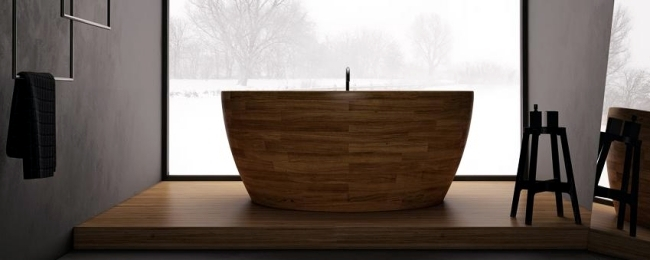 Wood In The Bathroom Toilet And Bathroom Design Unique