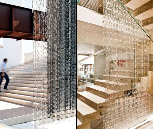 Modular System Consisting Of Glass Offers Endless Design Possibilities Interior Design Ideas