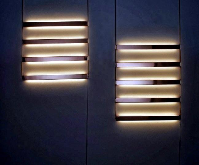 Contemporary Wall Original Concept For Mood Lighting