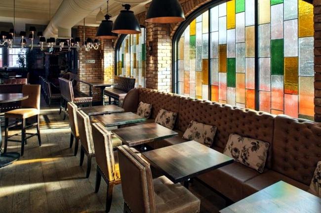 Beautiful Bbq Restaurant Interior Design Ideas Photos Interior
