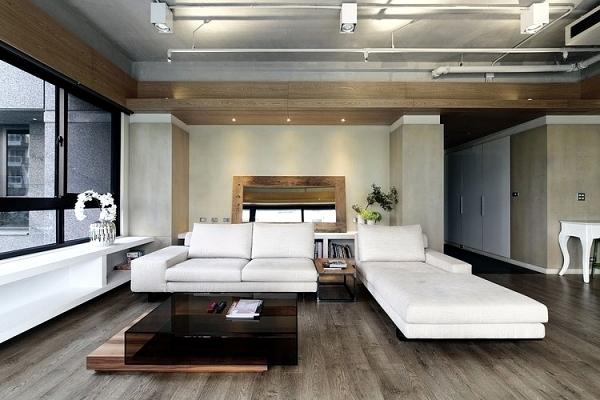 Modern Apartment In An Urban Style