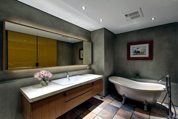 The Interior Design Of Modern Apartment In An Urban Style Interior Design Ideas Ofdesign