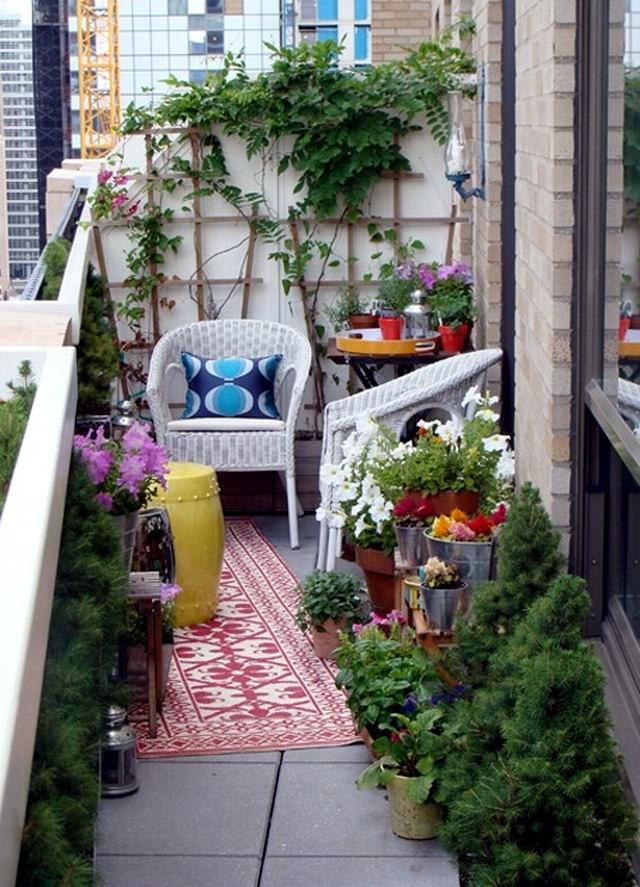 100 Design Ideas For Patios Roof Terraces And Balconies Interior Design Ideas Ofdesign