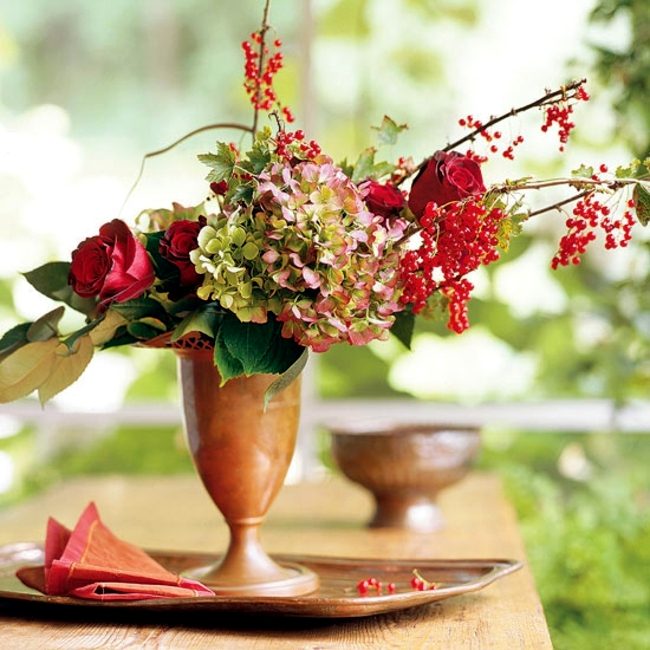 Summer Table Centerpiece Ideas