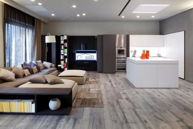 Apartment Design Impresses With