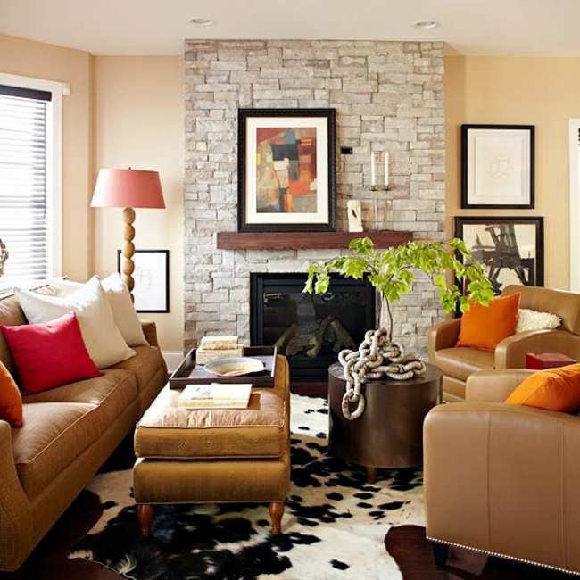 Decorating with Color decorating ideas inspired by autumn   Interior     Decorating with Color decorating ideas inspired by autumn