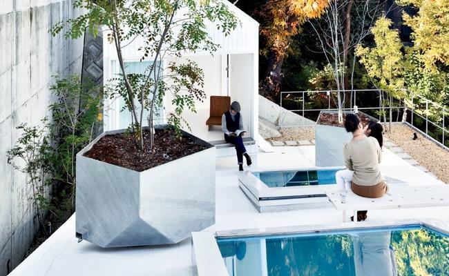 Make Japanese Style Roof Terrace House K By Sou Fujimoto Interior Design Ideas Ofdesign