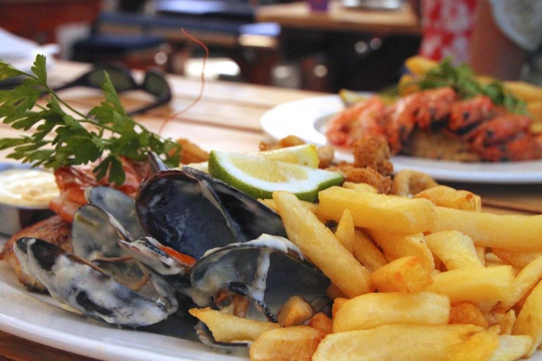 Kapstadt Seafood