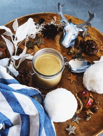 Maronen Maronensuppe Suppe Winter Weihnachten Rezept kochen Ofen offen