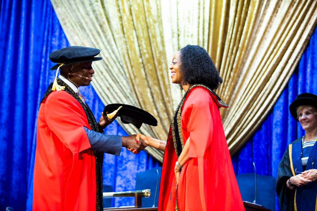Dr Judy Dlamini Wits Chancellor Ceremony 2018